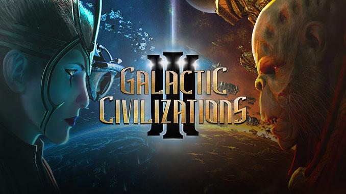 Galactic Civilizations III + 5 DLC