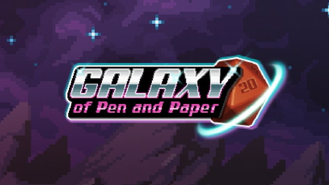 Galaxy of Pen and Paper +1