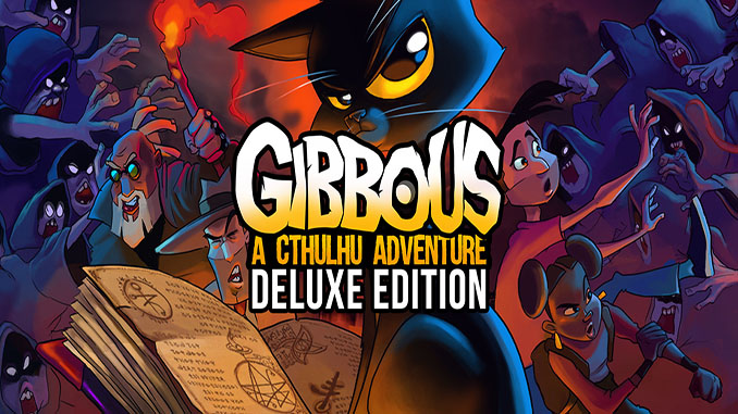 Gibbous - A Cthulhu Adventure Deluxe Edition