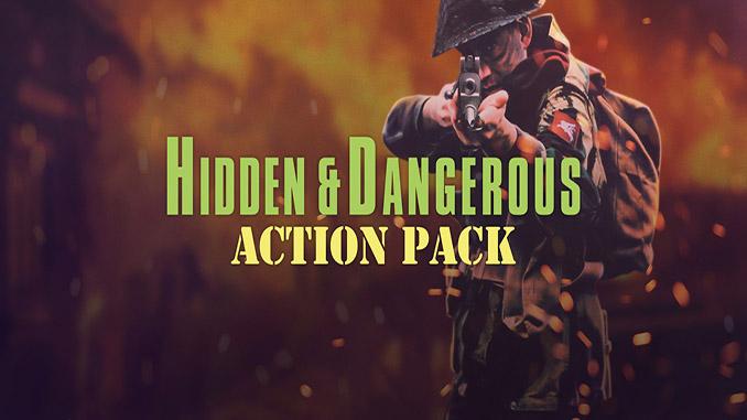Hidden & Dangerous Action Pack