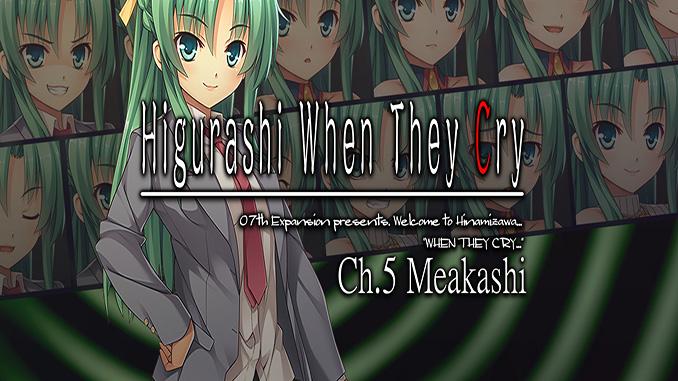 Higurashi When They Cry Hou - Ch.5 Meakashi