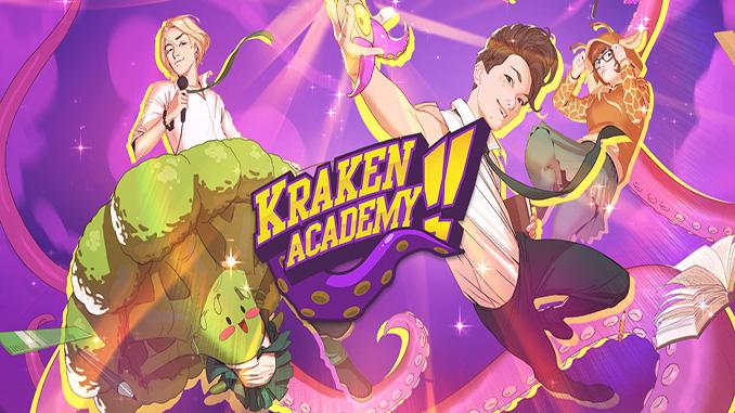 Kraken Academy!!