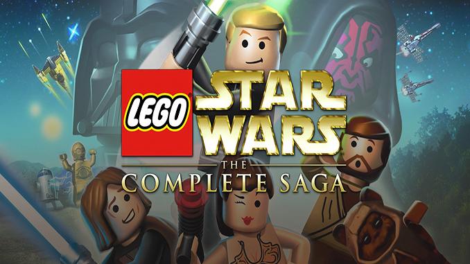 lego star wars the complete saga drmfree download » free