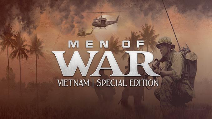 Men of War: Vietnam Special Edition