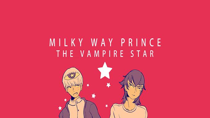 Milky Way Prince - The Vampire Star