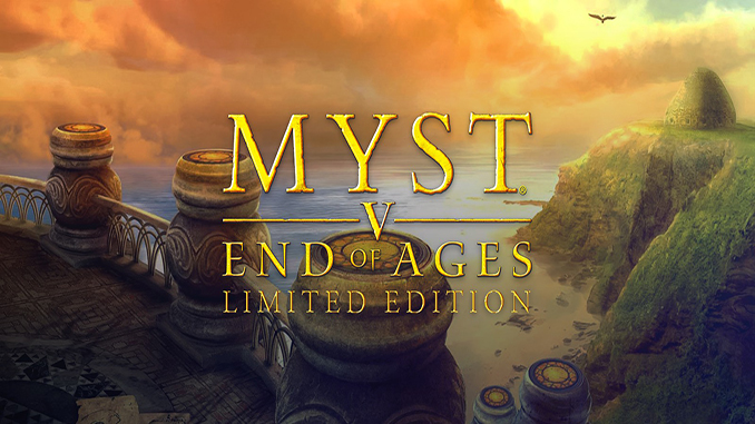 Myst V: End of Ages Limited Edition