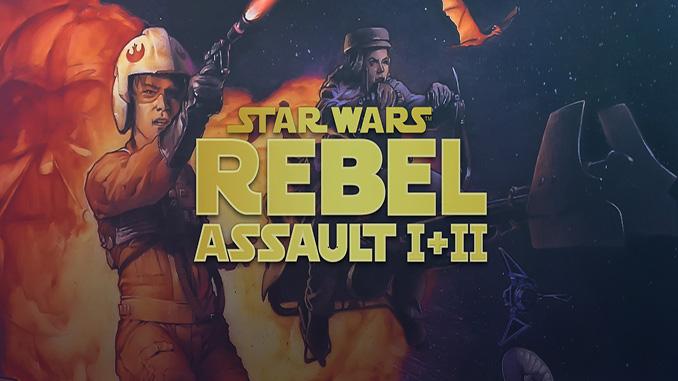 Star Wars: Rebel Assault 1 + 2