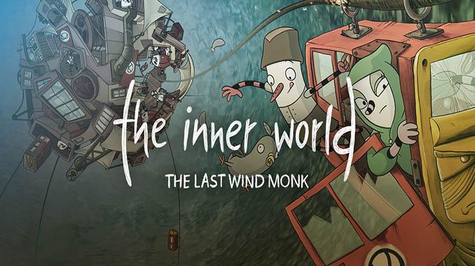 The Inner World + The Last Wind Monk