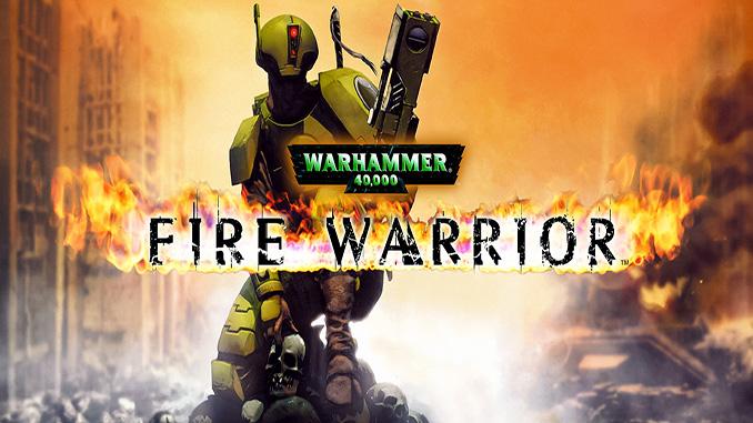 Warhammer 40000: Fire Warrior