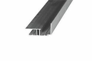 Profil De Bordure Pour Toiture De Veranda Ep 32mm Long 4 00m Coloris Blanc Gedimat Fr