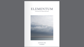 Elementum | A journal of Nature & Story
