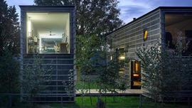This Home Separates Your Work And Life For You