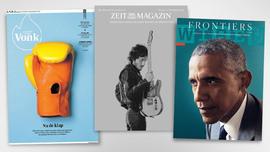 22 Beautifully Designed Magazine Covers