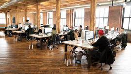 Inside The Brooklyn Studio That Designs For Facebook, Google, And Apple