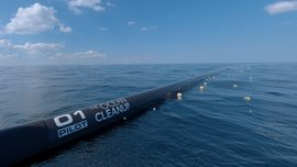 The Ocean Cleanup will begin extracting plastic from the Pacific in 2018