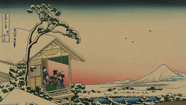Now You Can Download 2,500 Japanese Woodblock Prints from the Library of Congress