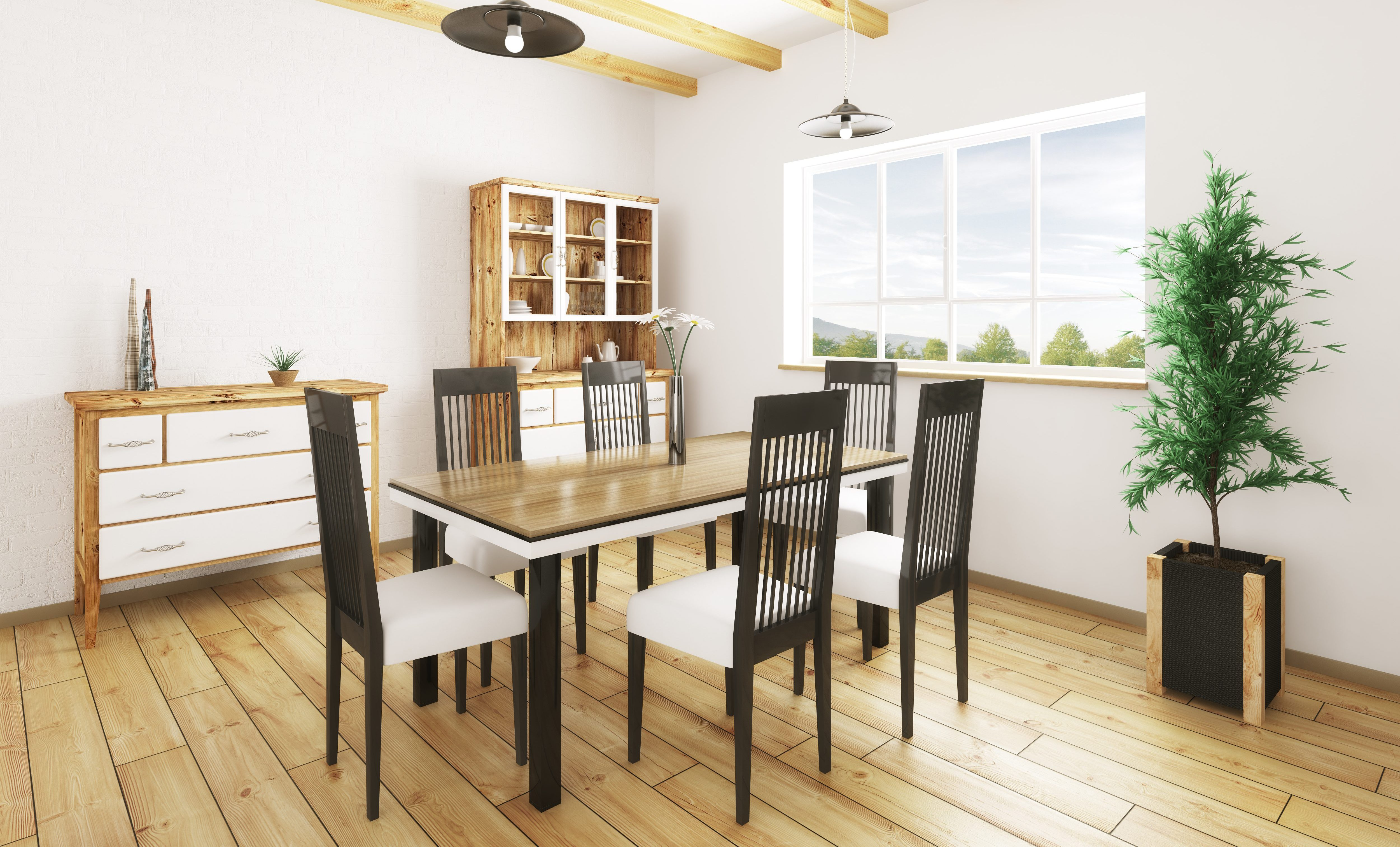 The Beauty And Usefulness Of Expandable Dining Tables In Small Spaces