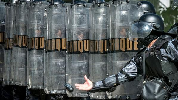 O Brasil precisa de uma nova polcia