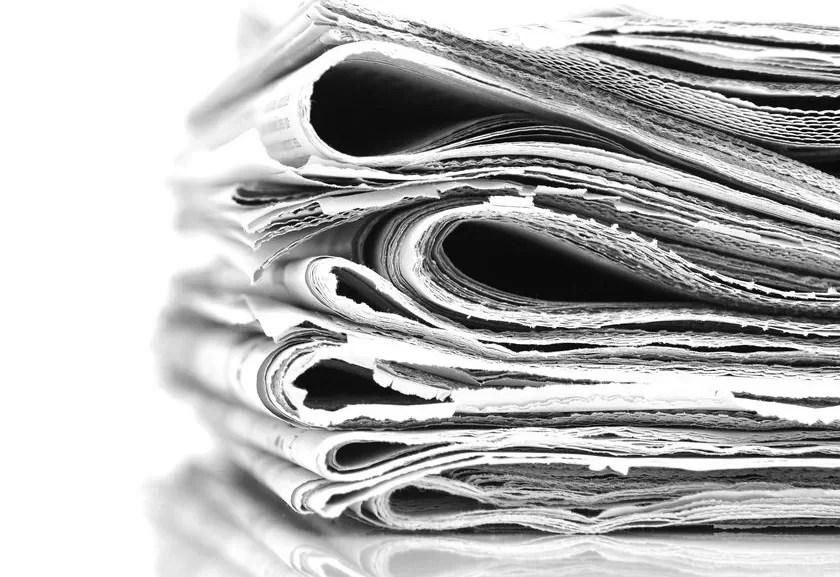 Resultado de imagem para imagem - conglomerados de jornais