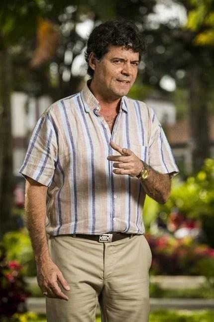 Espelho da Vida - Américo (Felipe Camargo) - João Miguel Júnior TV Globo