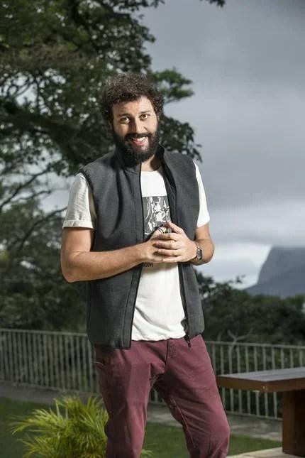 Espelho da Vida - Claudio (Pedroca Monteiro) - João Miguel Junior TV Globo