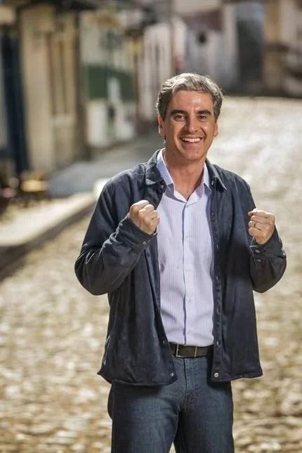 Espelho da Vida - Tavares (Marcelo Laham) - João Miguel Júnior TV Globo