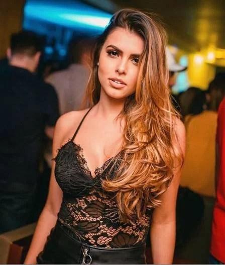 Isabella Arantes, bailarina do Faustão e ex de Zé Felipe