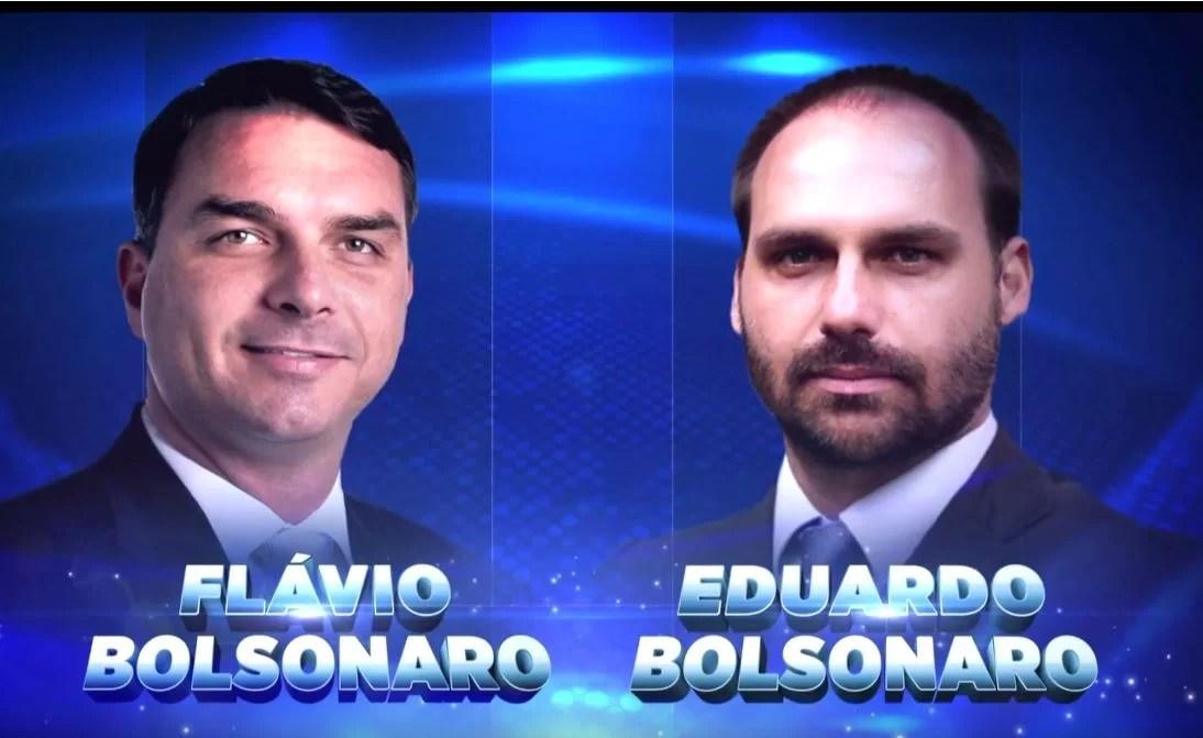 Screenshot 11733 - Participação de filhos de Bolsonaro no Programa Silvio Santos é adiada