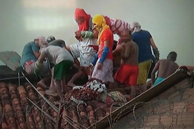 Resultado de imagem para Rebelião deixa 52 mortos no presídio de Altamira, sudoeste do Pará