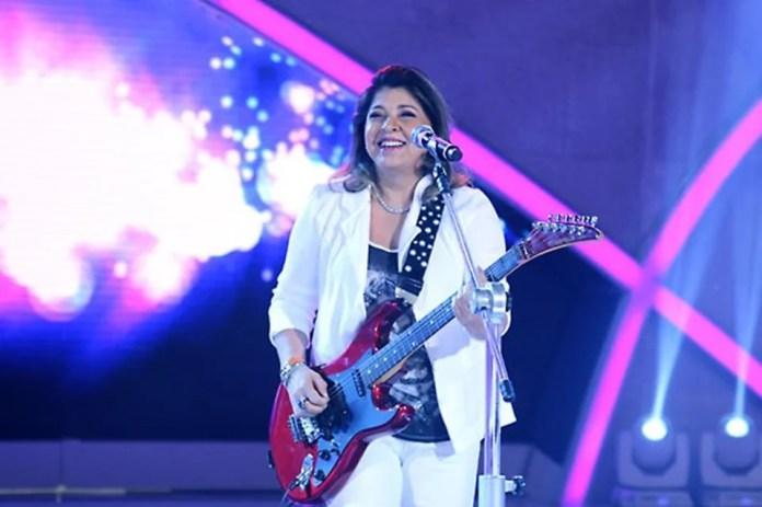 Roberta Miranda em show