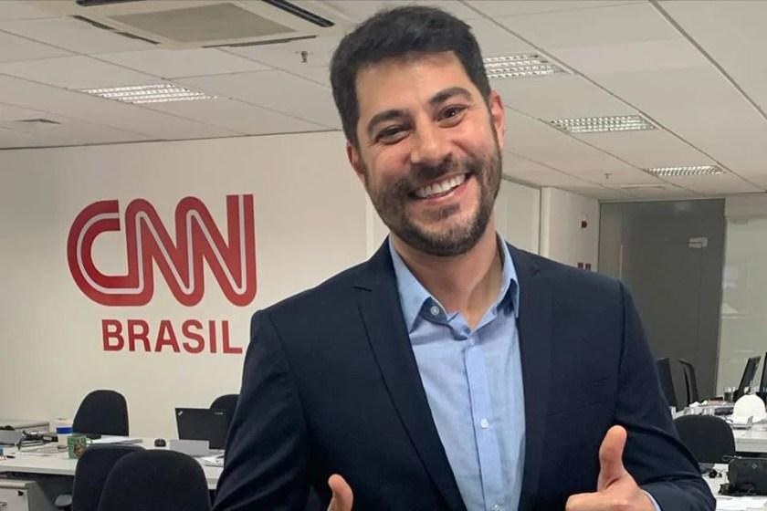 Evaristo Costa on CNN
