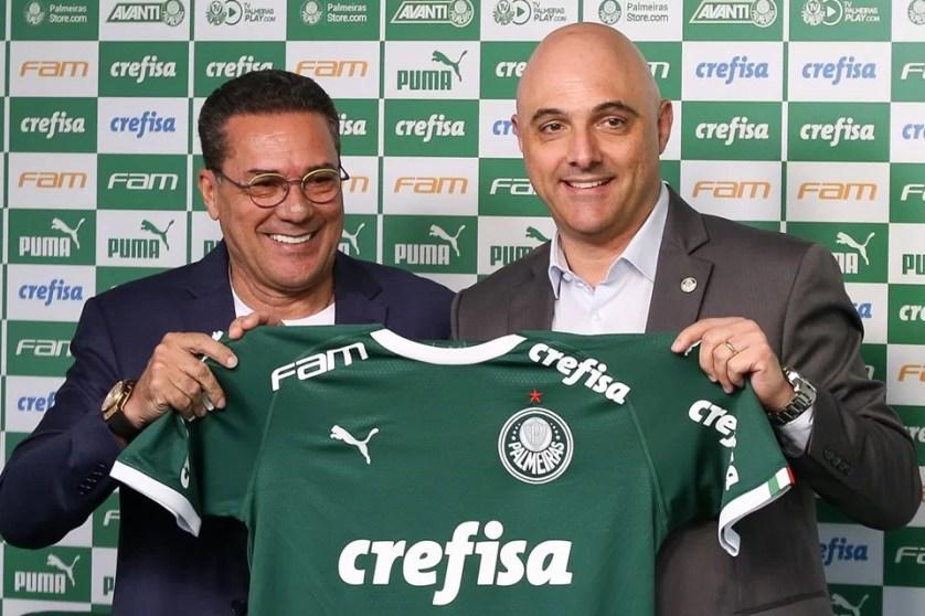 Luxemburgo afirma que quer montar um Palmeiras ofensivo em 2020