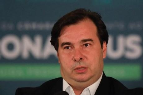 Rodrigo Maia descarta novo mandato como deputado federal