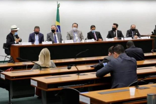 Reunião da Frente Parlamentar Evangélica