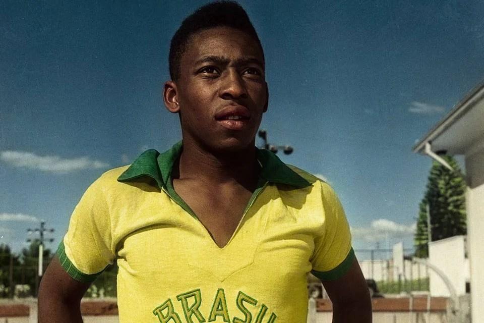 Documentário Pelé Netflix