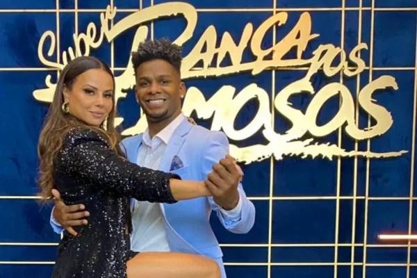 Após mudança de professor, Viviane Araújo volta para Dança dos Famosos