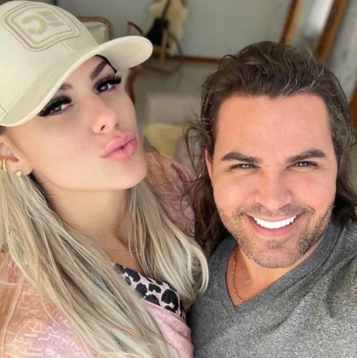 Eduardo Costa e Mariana Polastreli