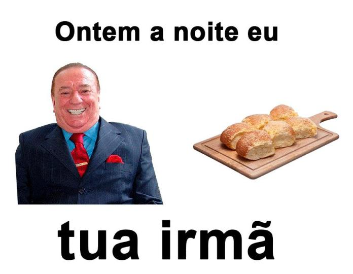 Meme do Raul Gil