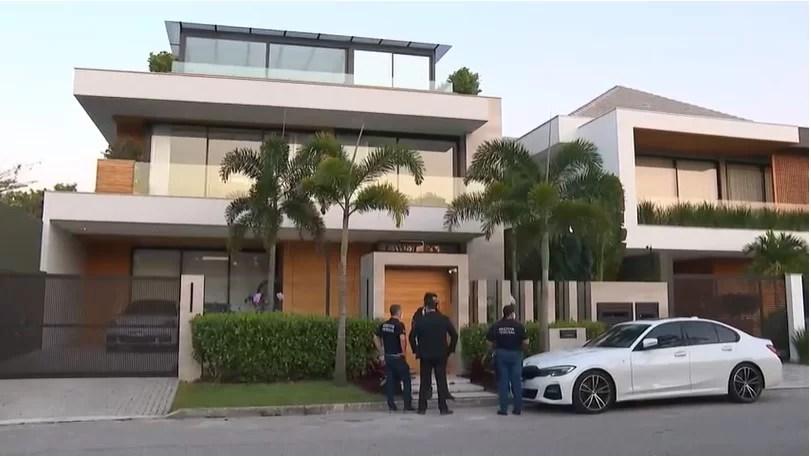 House in a luxury condominium by Glaidson Acácio dos Santos had an amount of R$ 20 million