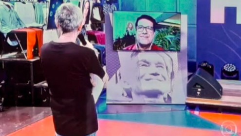 Globo journalist criticizes Bolsonaro