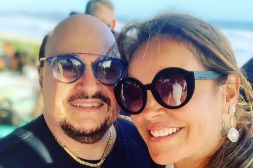 Paulinho and Elaine Soares Bastos
