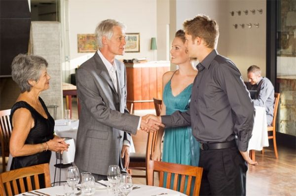 Image result for meeting parents for the first time