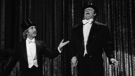 Image result for young frankenstein puttin on the ritz