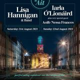 Lisa Hannigan, Iarla O'Lionáird and Aoife Nessa Frances are playing gigs on the steps of Pepper Canister Church