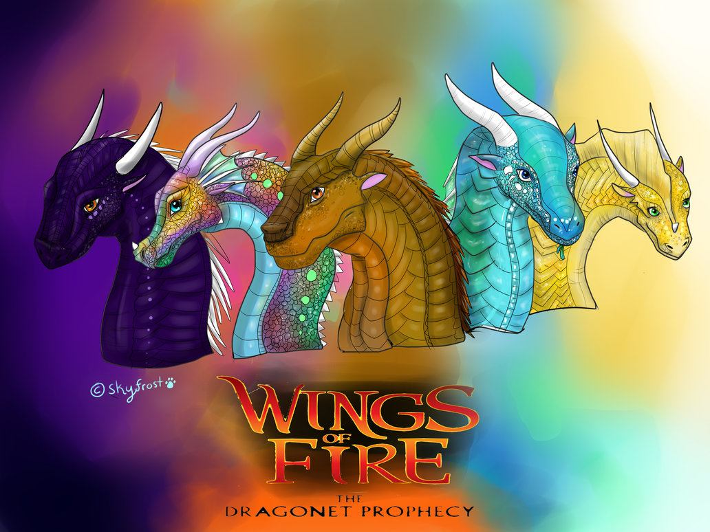scratch studio wings of fire