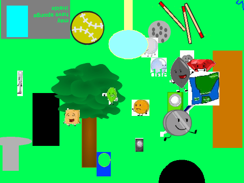 Bfdi Dream Island Creator Game On Scratch | Games World