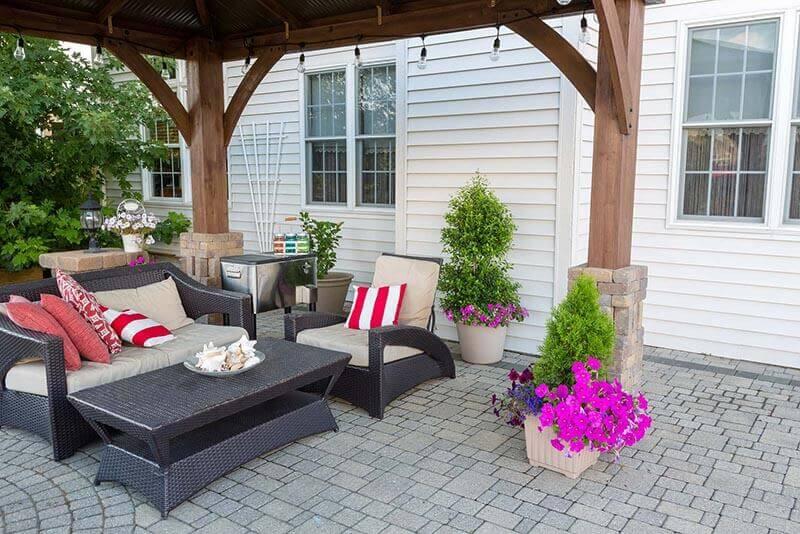 patio furniture storage tips storagemart