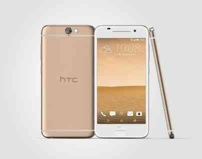 HTC One A9_3V_TopazGold