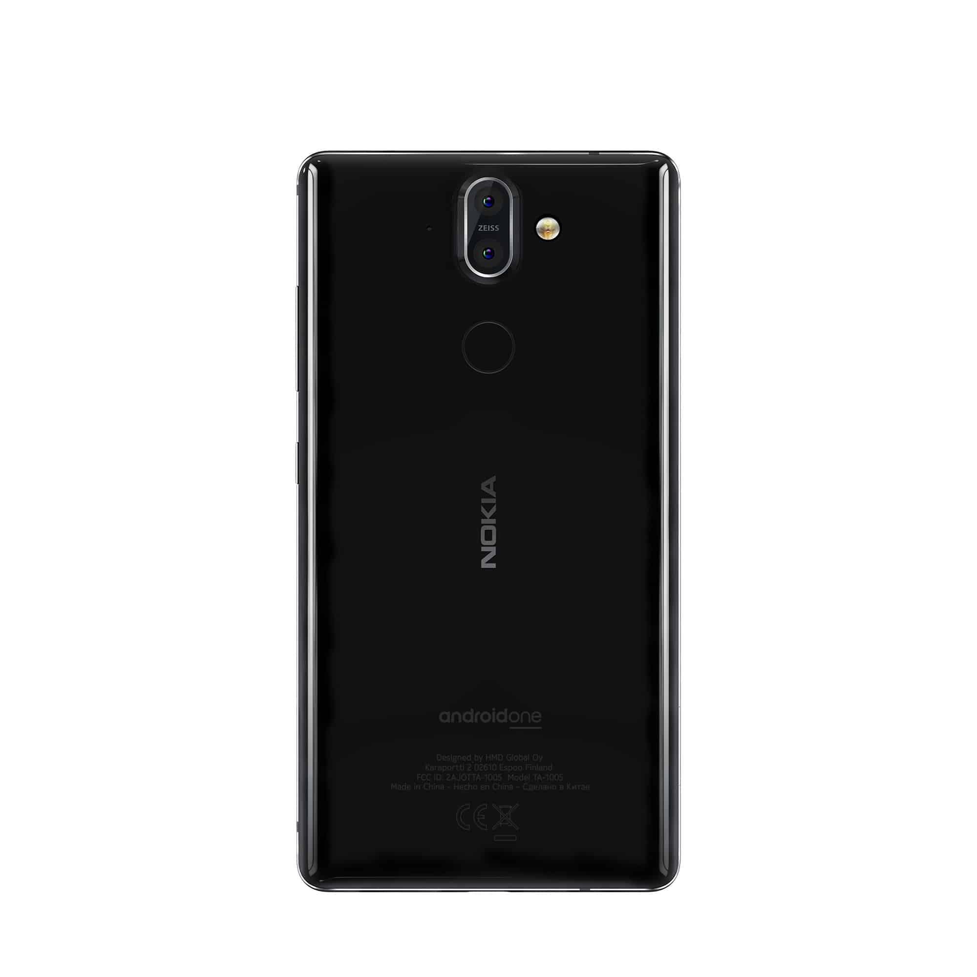 Nokia 8 Langaton Lataus