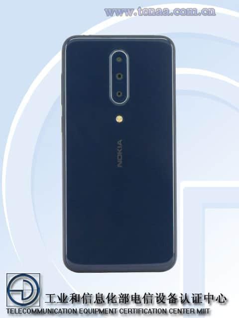 Tenaan julkaisemia kuvia Nokia TA-1188 -puhelimesta.
